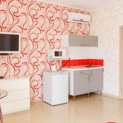 Мини-Отель Amosov's House Стандартный номер с двуспальной кроватью фото 7