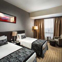 Peninsula Excelsior Hotel 4* Номер Делюкс с двуспальной кроватью фото 4