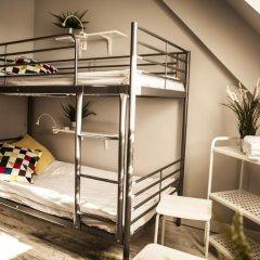 Bi-Pi Hostel Стандартный номер с разными типами кроватей фото 2