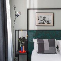 Hotel les Cigales 3* Стандартный номер с различными типами кроватей фото 5