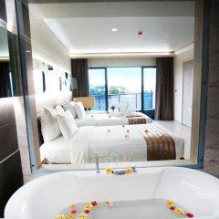 The Pattaya Discovery Beach Hotel Pattaya 4* Улучшенный номер с двуспальной кроватью фото 19