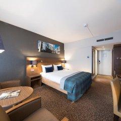 Bilderberg Garden Hotel 5* Номер Делюкс с двуспальной кроватью