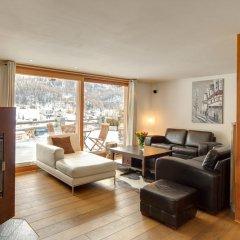 Отель Mountain Exposure Luxury Chalets & Penthouses & Apartments Швейцария, Церматт - отзывы, цены и фото номеров - забронировать отель Mountain Exposure Luxury Chalets & Penthouses & Apartments онлайн комната для гостей фото 3