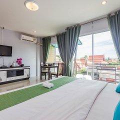 Отель The Cozy House Улучшенный номер с различными типами кроватей фото 13