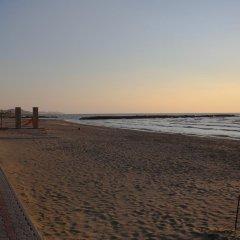 Hotel Kapri пляж фото 2