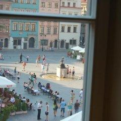 Отель Rynek Apartments Old Town Польша, Варшава - отзывы, цены и фото номеров - забронировать отель Rynek Apartments Old Town онлайн балкон