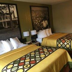 Отель Super 8 by Wyndham Vicksburg 2* Стандартный номер с различными типами кроватей фото 4