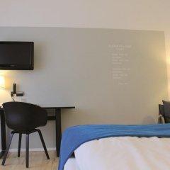 Отель Dgi Byen 3* Улучшенный номер фото 5