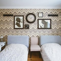 Biblioteka Boutique Hotel 3* Стандартный номер с различными типами кроватей фото 8