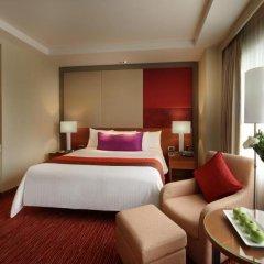 Отель Courtyard by Marriott Bangkok 4* Номер Делюкс с различными типами кроватей фото 4