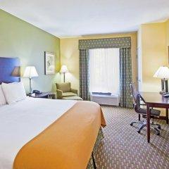 Holiday Inn Express Hotel & Suites Saint Augustine North 2* Стандартный номер с различными типами кроватей фото 2