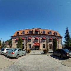 Отель Нанэ парковка