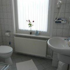 Отель Haus Karin ванная фото 2