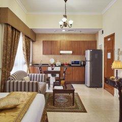 Arabian Dreams Deluxe Hotel Apartments 4* Студия Делюкс с различными типами кроватей