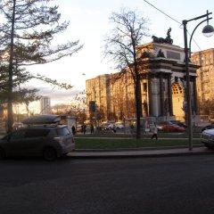 Парк Отель 1812 парковка