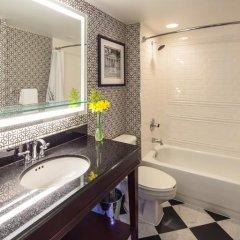 Hamilton Hotel Washington DC 4* Стандартный номер с различными типами кроватей фото 6