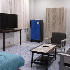 Отель Seaview 3* Стандартный семейный номер с двуспальной кроватью фото 4