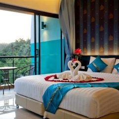 Kata Green Beach Hotel 3* Улучшенный номер с различными типами кроватей фото 12