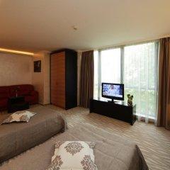 Efbet Hotel 3* Номер Делюкс с разными типами кроватей фото 4