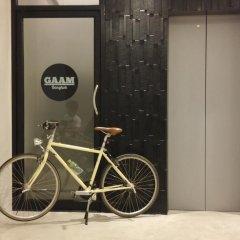 Gaam Hotel Бангкок спортивное сооружение