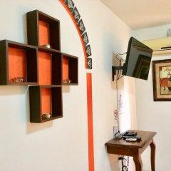 Hotel Casa La Cumbre Сан-Педро-Сула удобства в номере