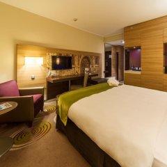 Гостиница Холидей Инн Киев 4* Стандартный номер с двуспальной кроватью фото 3