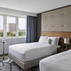 Vienna Marriott Hotel 5* Стандартный номер с различными типами кроватей фото 6