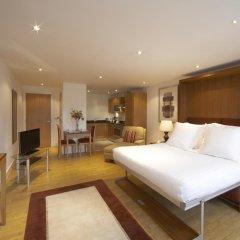 Апартаменты Marlin Apartments Stratford Студия с различными типами кроватей фото 4