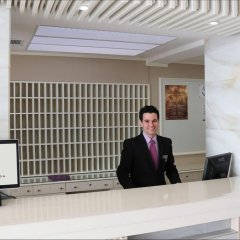 Ayre Hotel Córdoba интерьер отеля