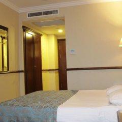 Topkapi Inter Istanbul Hotel 4* Стандартный номер с двуспальной кроватью фото 45