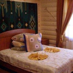 Гостиница Panorama Karpat Yablunytsya Семейный номер категории Эконом с двуспальной кроватью фото 5