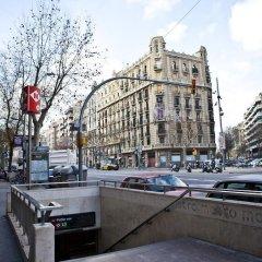 Отель La Fira Испания, Барселона - отзывы, цены и фото номеров - забронировать отель La Fira онлайн балкон