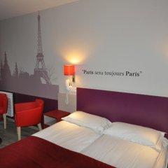 Grand Hotel de Turin 3* Стандартный номер разные типы кроватей фото 2