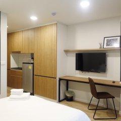 Отель My loft residence 3* Студия с различными типами кроватей фото 9