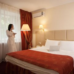 Гостиница Амакс Турист комната для гостей фото 4