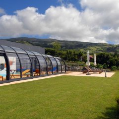 Отель Casas D'Arramada спортивное сооружение
