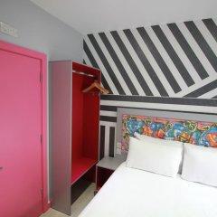 Best Western London Peckham Hotel 3* Стандартный номер с различными типами кроватей фото 8