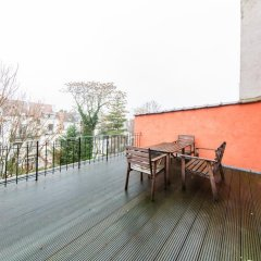 Отель Urban Suites Brussels EU Улучшенные апартаменты с различными типами кроватей фото 6