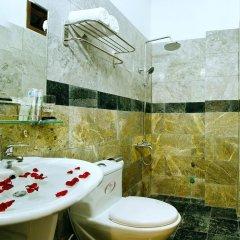 Отель An Hoi Town Homestay 2* Номер Делюкс с различными типами кроватей