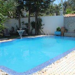 Отель Malabata Guest House Марокко, Танжер - отзывы, цены и фото номеров - забронировать отель Malabata Guest House онлайн бассейн фото 2