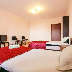 Гостиница Аврора Стандартный номер с различными типами кроватей фото 13
