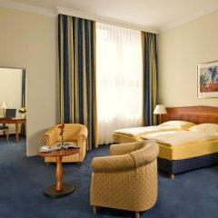 Отель Wyndham Garden Berlin Mitte 4* Стандартный номер с различными типами кроватей фото 6
