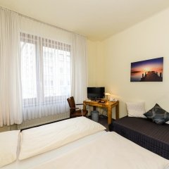 Отель An der Stadthalle 2* Стандартный номер с различными типами кроватей