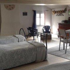 Отель Le Petit Hureau Сомюр комната для гостей фото 4