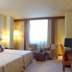 Hotel Nuevo Madrid 4* Стандартный номер с различными типами кроватей фото 2