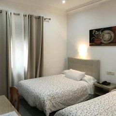 Отель Mexico Испания, Мадрид - отзывы, цены и фото номеров - забронировать отель Mexico онлайн комната для гостей фото 4