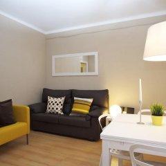 Апартаменты BarcelonaForRent Sagrada Familia Apartments Барселона комната для гостей фото 4