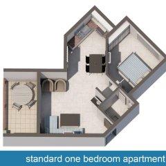 Апартаменты Artemis Cynthia Complex Апартаменты с различными типами кроватей