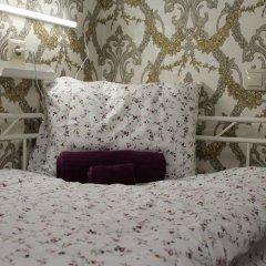 Hostel Nika-City Кровать в общем номере двухъярусные кровати фото 31