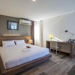 B2 Bangna Premier Hotel 3* Улучшенный номер с различными типами кроватей фото 5